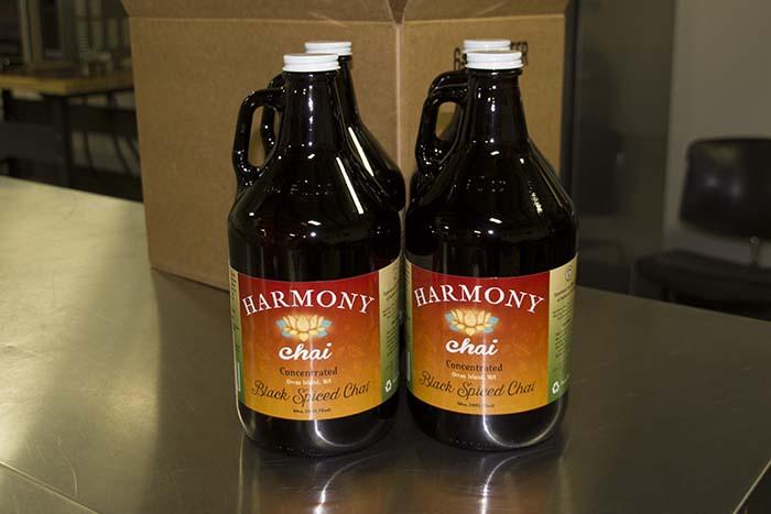 Harmony chai seattle mount vernon bellingham olympia tacoma